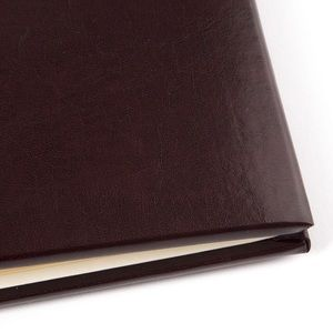 gallery leather Office - Gallery Leather Burgundy Leather Address Book